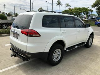 2015 Mitsubishi Challenger PC (KH) MY14 White 5 Speed Sports Automatic Wagon