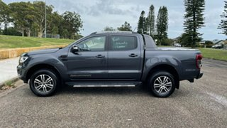 2020 Ford Ranger PX MkIII 2020.25MY Wildtrak Meteor Grey 10 Speed Sports Automatic