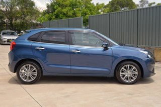 2017 Suzuki Baleno EW GLX Turbo Blue 6 Speed Sports Automatic Hatchback