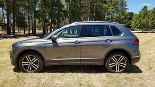 2019 Volkswagen Tiguan 5N MY19.5 162TSI DSG 4MOTION Highline Grey 7 Speed