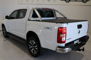2017 Holden Colorado RG MY18 LTZ Pickup Crew Cab White 6 Speed Sports Automatic Utility