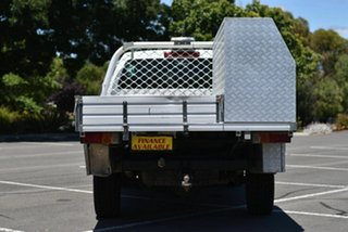 2015 Holden Colorado RG MY15 LS Crew Cab White 6 Speed Sports Automatic Cab Chassis