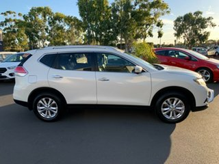 2015 Nissan X-Trail T32 ST-L X-tronic 2WD Pearl White 7 Speed Constant Variable Wagon