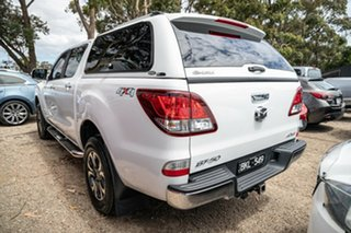 2017 Mazda BT-50 UR0YG1 GT White 6 Speed Sports Automatic Utility