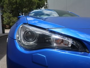 2015 Subaru BRZ Z1 MY16 Blue 6 Speed Sports Automatic Coupe.