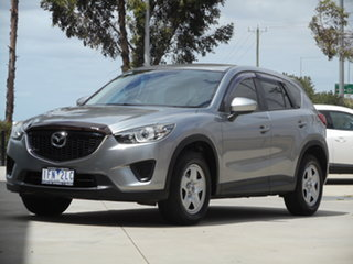 2014 Mazda CX-5 KE1071 MY14 Maxx SKYACTIV-Drive Silver 6 Speed Sports Automatic Wagon