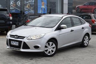 2011 Ford Focus LW Ambiente PwrShift Billet Silver 6 Speed Sports Automatic Dual Clutch Sedan.