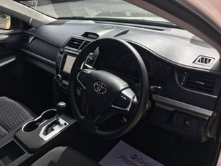 2017 Toyota Camry ASV50R Altise White Sports Automatic