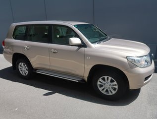 2011 Toyota Landcruiser VDJ200R MY10 GXL Gold 6 Speed Sports Automatic Wagon