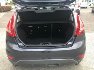 2010 Ford Fiesta WS Zetec Grey 5 Speed Manual Hatchback