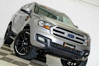 2018 Ford Everest UA II MY19 Ambiente (RWD 5 Seat) Grey 6 Speed Automatic SUV