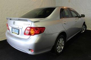 2008 Toyota Corolla ZRE152R Conquest Silver 4 Speed Automatic Sedan.