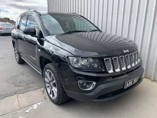 2014 Jeep Compass MK MY14 Limited 6 Speed Sports Automatic Wagon.