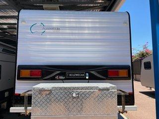 2013 Aussie Wide Bunderra Caravan