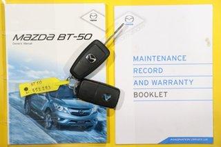 2016 Mazda BT-50 MY16 XT (4x4) Blue 6 Speed Automatic Dual Cab Utility