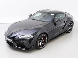 2019 Toyota Supra GR DB42R GTS Black 8 Speed Automatic Coupe