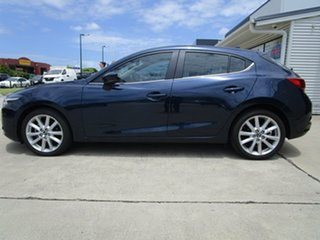 2018 Mazda 3 BN5436 SP25 SKYACTIV-MT GT Blue 6 Speed Manual Hatchback