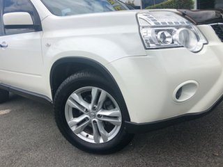 2012 Nissan X-Trail T31 Series IV ST White 1 Speed Constant Variable Wagon.