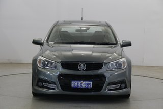 2013 Holden Commodore VF MY14 SS V Redline Grey 6 Speed Sports Automatic Sedan