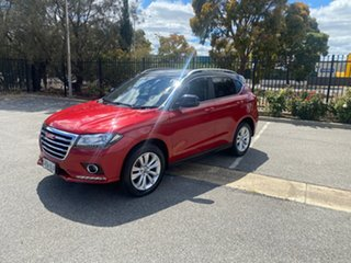 2015 Haval H2 Lux 2WD Red 6 Speed Manual Wagon.