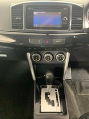 2017 Mitsubishi Lancer CF MY17 ES Sport Black 6 Speed Constant Variable Sedan