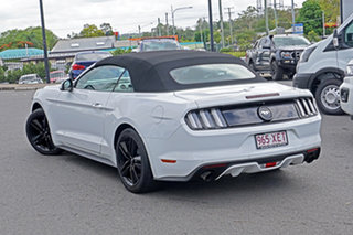 2017 Ford Mustang FM 2017MY SelectShift White 6 Speed Sports Automatic Convertible.