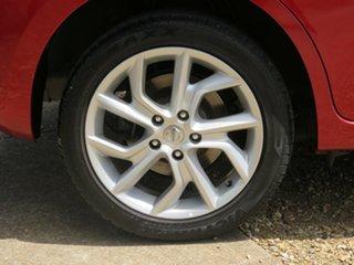 2013 Nissan Pulsar C12 ST-S Red 6 Speed Manual Hatchback