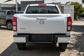 2020 Mazda BT-50 TFS40J XT Ice White 6 Speed Sports Automatic Utility