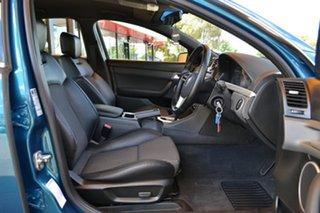 2013 Holden Commodore VE II MY12.5 SV6 Z Series Green 6 Speed Sports Automatic Sedan.