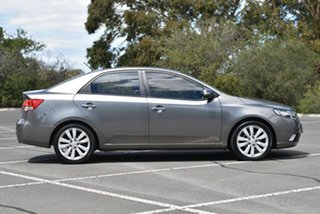 2009 Kia Cerato TD MY09 SLi Grey 4 Speed Sports Automatic Sedan