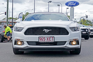 2017 Ford Mustang FM 2017MY SelectShift White 6 Speed Sports Automatic Convertible