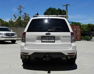 2009 Subaru Forester S3 MY10 X AWD White 4 Speed Sports Automatic Wagon