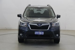 2018 Subaru Forester S5 MY19 2.5i CVT AWD Dark Grey 7 Speed Constant Variable Wagon.