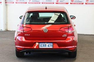2015 Volkswagen Golf AU MY15 90 TSI Comfortline 7 Speed Auto Direct Shift Hatchback