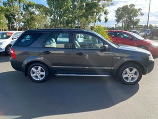 2006 Ford Territory SY TS AWD Grey 6 Speed Sports Automatic Wagon