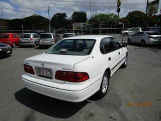 2002 Toyota Avalon MCX10R MK2 Sorrento White 4 Speed Automatic Sedan