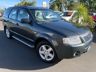 2006 Ford Territory SY TS AWD Grey 6 Speed Sports Automatic Wagon.