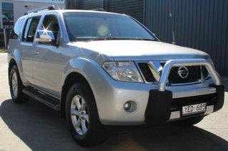 2011 Nissan Pathfinder R51 Series 4 ST-L (4x4) 5 Speed Automatic Wagon.