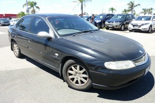 2001 Holden Commodore VX Executive Black 4 Speed Automatic Sedan.