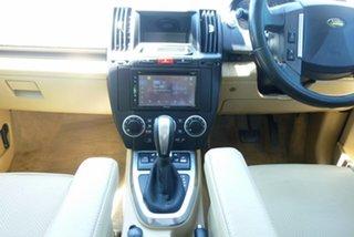 2008 Land Rover Freelander 2 LF MY08 HSE (4x4) Burgundy 6 Speed Automatic Wagon