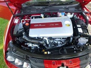2008 Alfa Romeo 159 (No Series) JTD Red Sports Automatic Wagon