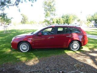 2008 Alfa Romeo 159 (No Series) JTD Red Sports Automatic Wagon.