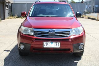 2009 Subaru Forester MY09 X 5 Speed Manual Wagon.