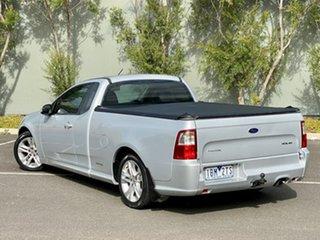 2010 Ford Falcon FG XR6 Ute Super Cab Grey 5 Speed Sports Automatic Utility