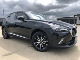2018 Mazda CX-3 DK2W7A Akari SKYACTIV-Drive 6 Speed Sports Automatic Wagon.