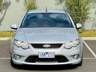 2010 Ford Falcon FG XR6 Ute Super Cab Grey 5 Speed Sports Automatic Utility.