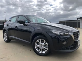 2019 Mazda CX-3 DK2W7A Maxx SKYACTIV-Drive FWD Sport Jet Black 6 Speed Sports Automatic Wagon.
