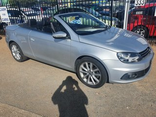 2011 Volkswagen EOS 1F MY11 155TSI DSG 6 Speed Sports Automatic Dual Clutch Convertible