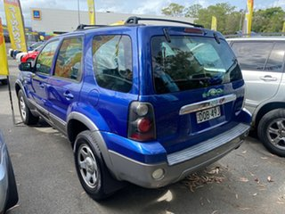 2007 Ford Escape ZC XLS Blue 4 Speed Automatic Wagon