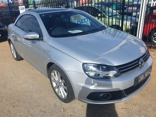 2011 Volkswagen EOS 1F MY11 155TSI DSG 6 Speed Sports Automatic Dual Clutch Convertible.